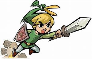 The Legend Of Zelda The Minish Cap Now Available On The