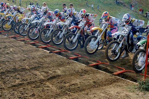racer x online motocross supercross news 40 day countdown to ama motocross opener 1991 racer x