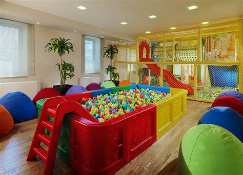 The Game Room For The Smaller Kids  Picture Of