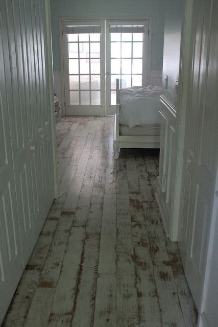 25  best ideas about Distressed wood floors on Pinterest