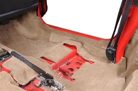 auto custom carpets premium replacement carpet kit