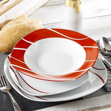 modern dinnerware sets types different