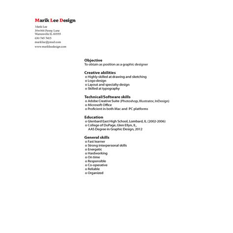 Digital Resume And Portfolio by Marik S Web 2 Digital Portfolio Wireframe