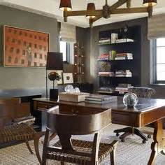 Masculine Home Office Decorating Ideas man s office design pictures remodel decor and ideas