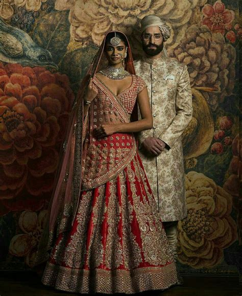 sabyasachi royal collection  indian wedding outfits