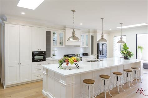 Hampton Style Kitchen Gallery  Harrington Kitchens