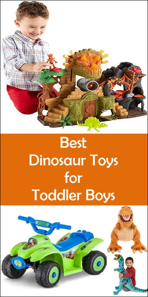 gift ideas involvery 617 | best dinoaur toys for toddler boys pin