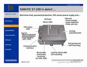 Simatic S7 200