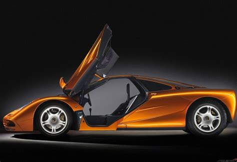 Ladies and gentlemen alike, get ready to rumble (and it's okay to cry at the. McLaren F1 F   Top expensive car
