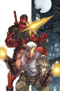 Cable and Deadpool Comics