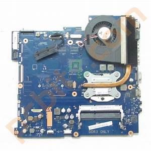 Samsung Rv511 Motherboard   I3 380m Cpu   2 53ghz Ba92