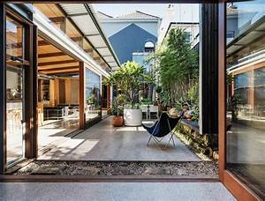 Before, U0026, After, Courtyard, House, By, Cox, Architecture
