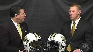 UCF's Scott Frost Chats With Marc Daniels - YouTube