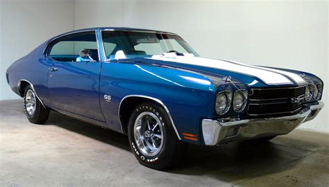 Top 10 Classic American Muscle Cars