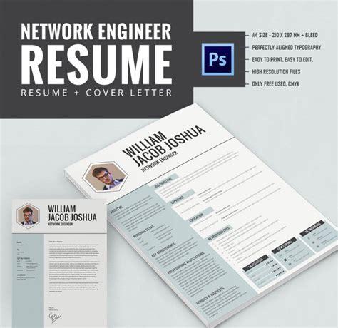 network engineer resume template 7 free sles