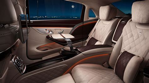 mercedes maybach full cg interiors exteriors  behance