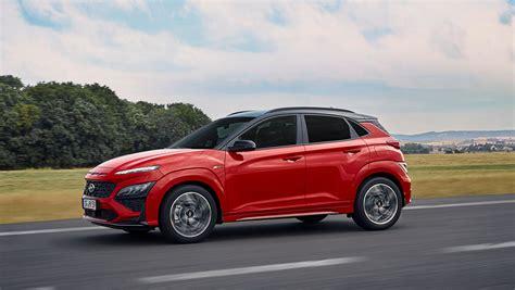We call it the true hot suv; 2021 Hyundai Kona gains N Line trim, mild-hybrid options ...