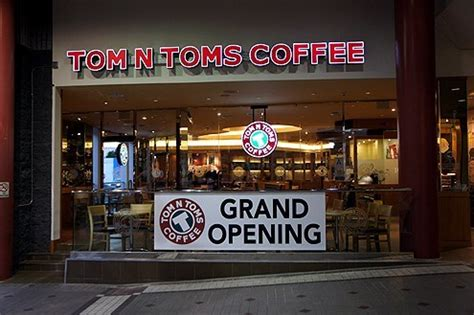 Online ordering menu for tom n toms coffee. Downtown LA's First Tom N Toms Coffee Offers Free WiFi and Late Night Hours   DTLA RISING
