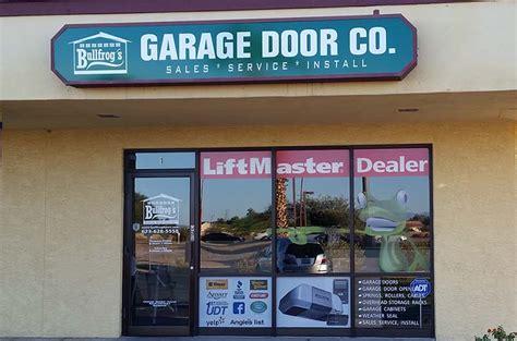 bullfrog garage door company inc contact for garage door service bullfrog s garage door