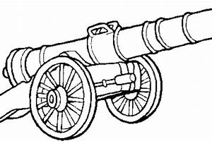 Civil War Cannons Drawings