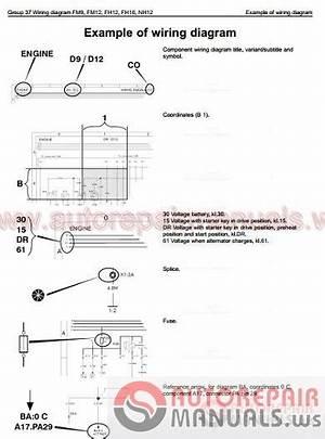 Volvo Fm Truck Wiring Diagram Service Manual July 2013 Michelle Gielan 41443 Enotecaombrerosse It