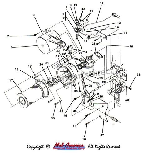 Club Car Gas Parts Accessories