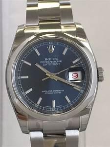 Rolex Damenuhr Blau Seatfreundewormsde