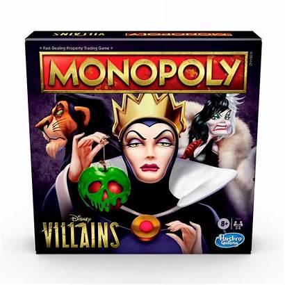 Disney Villains Monopoly Edition Hasbro Gaming Laughingplace