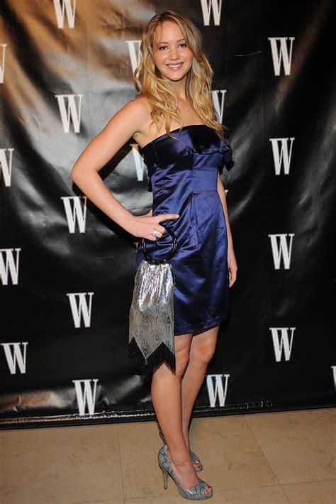 Halle Beauty Blog Jennifer Lawrence Feet