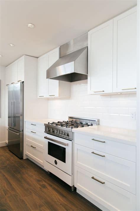 shaker cabinets kitchen designs best 25 white shaker kitchen cabinets ideas on 5154