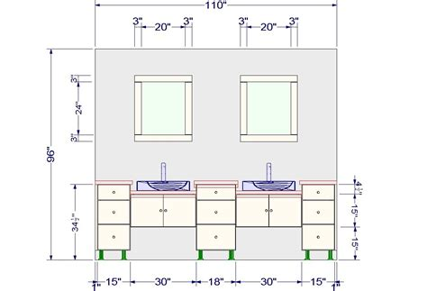 what is the height of kitchen cabinets ikea vanities using wall cabinets with different heights 9863