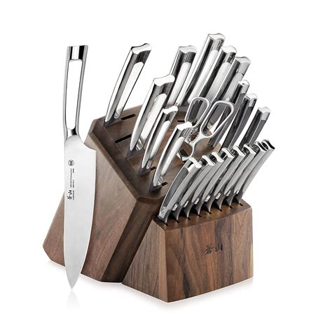knife cangshan block kitchen sets series german piece steel brands cutlery n1 forged knives amazon pocket consumer hunting reports sales