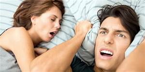 Women Lie About Snoring  Says Study