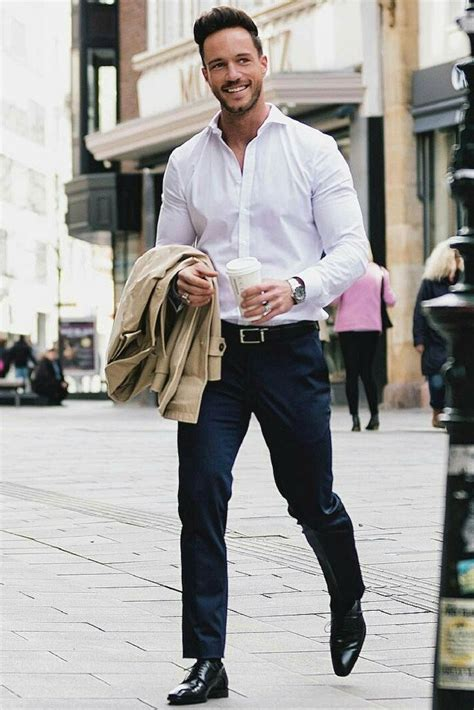 8 Ways To Wear Navy Chinos On The Street | Navy Chinos Outfit Ideas u2013 LIFESTYLE BY PS