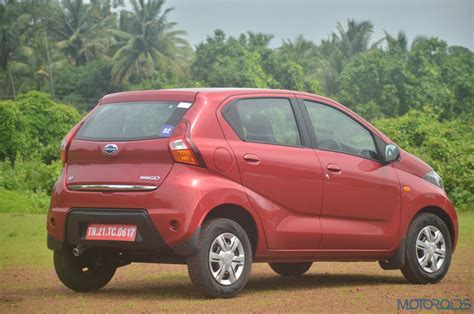 New Datsun by New Datsun Redi Go 1 0 Drive Review Motoroids