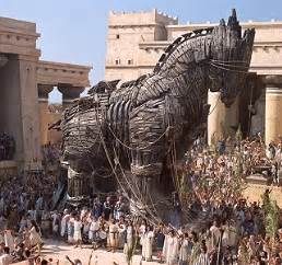 story of the the trojan for