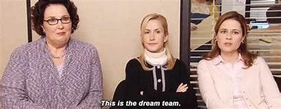 Office Angela Martin Phyllis Team Dream Gifs