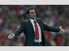 Ernesto Valverde what are his first tasks at Barcelona