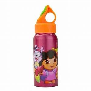 Dora the Explorer Dinnerware - Hydro Canteen at ToyStop