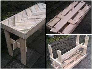 Pallet Foldable Table • 1001 Pallets
