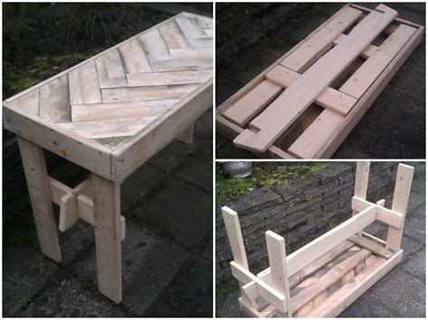 Pallet Foldable Table ? 1001 Pallets