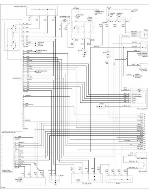 94 jeep grand cherokee radio wiring diagram wiring