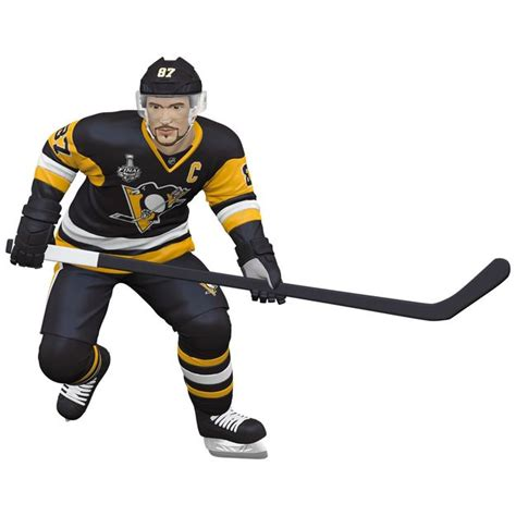 2017 sidney crosby pittsburgh penguins nhl hockey hallmark