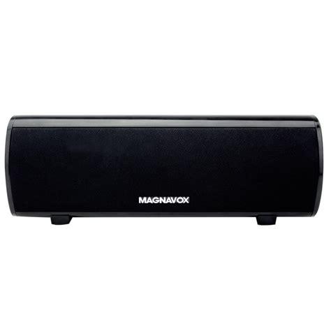 Bar Speakers by Magnavox Stereo Speaker Bar