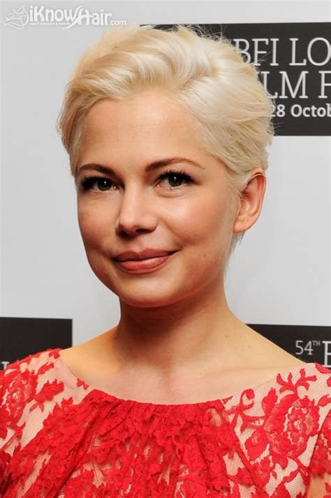 michelle williams hair michelle williams haircut  hairstyles