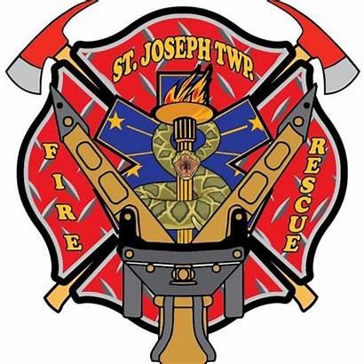 Fire St Joseph Township Rescue Wayne Fort