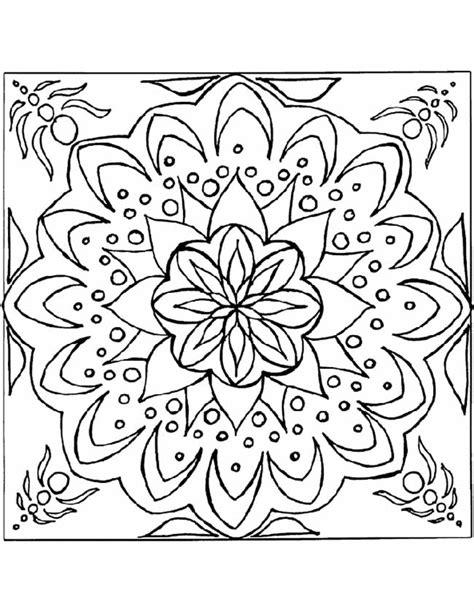 Kleurplaat Mooi by Kleuren Nu Mandala Mooi Patroon Kleurplaten