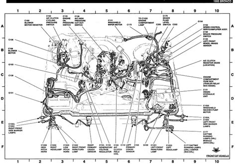 95 F150 Fuel System Diagram by Where Are The Fuses And Relay System Located For The Fuel