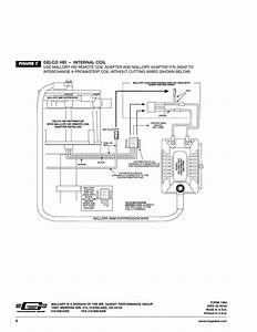Delco Hei  U2013 Internal Coil  Figure 7  Coil Without Cutting