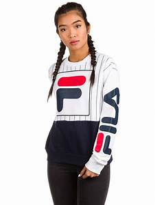 buy fila date prt crew sweater online at blue tomatocom With robe pull fila